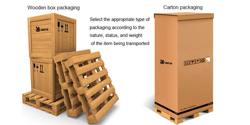 Outdoor communications cabinet packaging