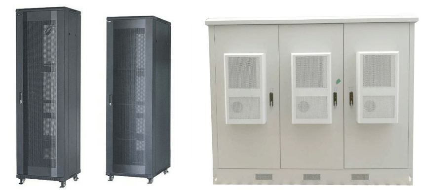 Difference between outdoor and indoor integrated cabinet