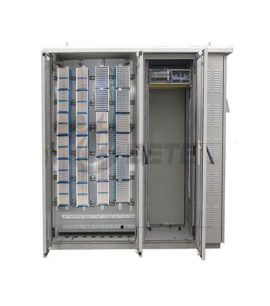 BT2008022001FB Three Compartments Street Cabinet