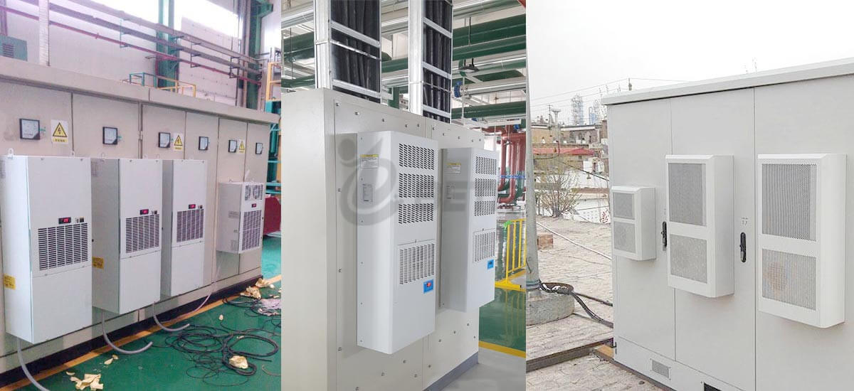 DC48V 1000W Industrial Air conditioner