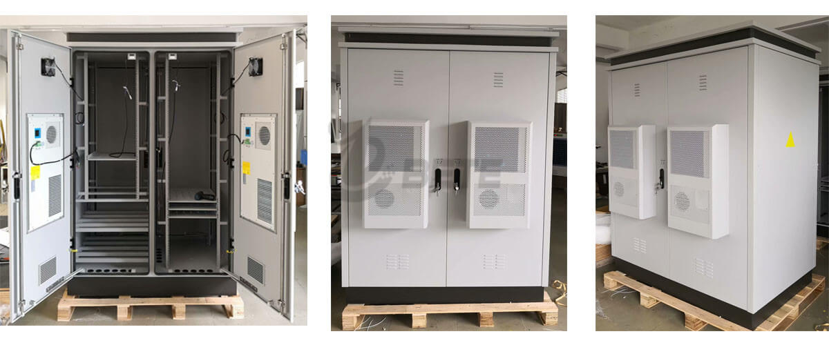 Two Compartments 1500W Air Conditioners