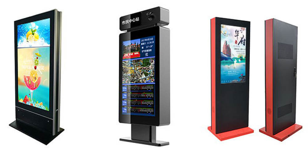 BTGA1500 1500W Kiosk Air Conditioner