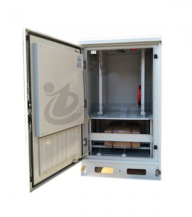 Outdoor Telecommunications Cabinet 1.3m Power Battery Cabinet