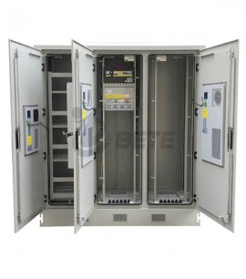 3-Compartments-Telecommunication-Outdoor-Cabinet-With-3-Air-Conditioner-Cooling