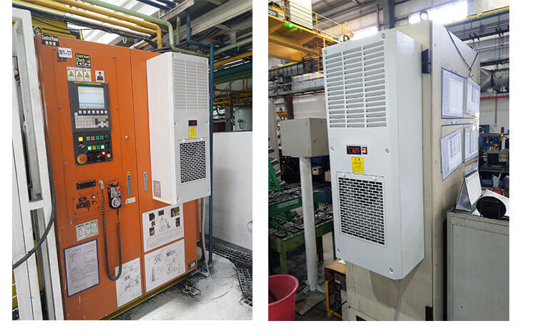 Industrial temperature control solutions