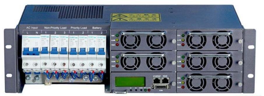 Huawei communications power supply.