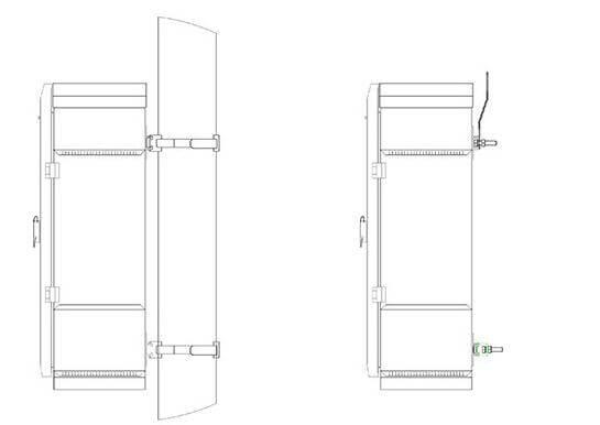 Multi-functional waterproof box Industrial box Outdoor waterproof box protective box printable logo
