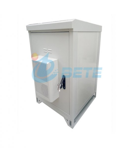 pole mounted outdoor cabinet