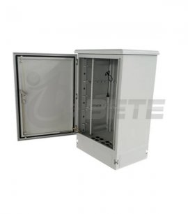 18U Wall Mounted Outdoor Rack Cabinet IP65 Outdoor Control Cabinet