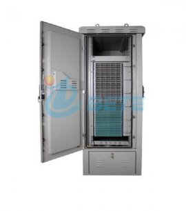 32U Optical Fiber Cabinet Galvanized Steel Network Communication Cabinet