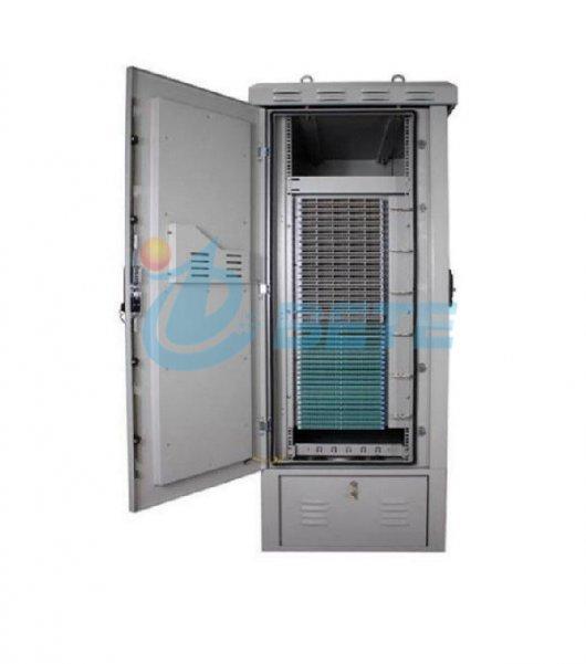 32UOptical Fiber Cabinet Galvanized Steel Network Communication Cabinet