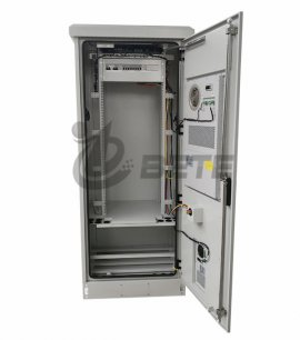 Outdoor Sever Rack Cabinet Air Conditioner Cooling 19 inch Rack