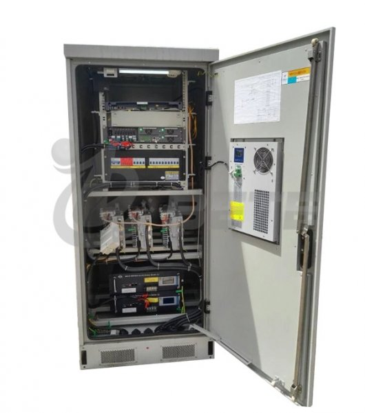 Outdoor Power Supply Cabinet Air Cooler Cooling Outdoor Battery Cabinet