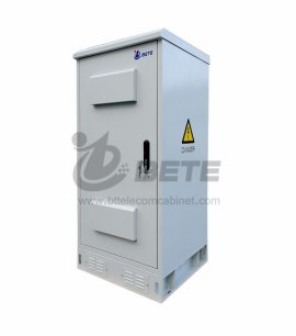 IP55 Outdoor Battery Enclosure Galvanized Steel Outdoor Telecom Equipment Enclosure