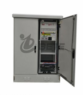 Telecom Racks Cabinet Air Conditioner Cooling Galvanized Steel Telecom Cabinet Suppliers
