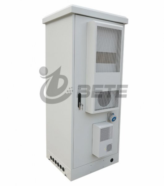 Outdoor 19 Rack Enclosure Panel Air Conditioner BTS Rectifier