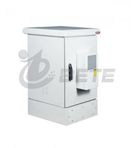 IP65 Outdoor Rack Enclosure Galvanized Steel Outdoor Telecom Equipment Enclosure