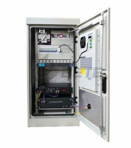 Outdoor Telecom Enclosures DC48V Telecom Air Conditioners NEMA Telecommunication Enclosure