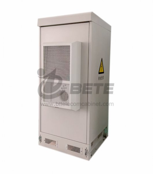 AC Outdoor Unit Cabinet Stainless Steel With PDU Monitor NEMA 4X