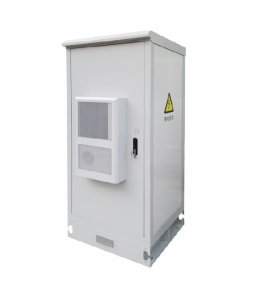 38U Transmission Equipment Cabinet Panel Air Conditioner 19 Inch Equipment Rack