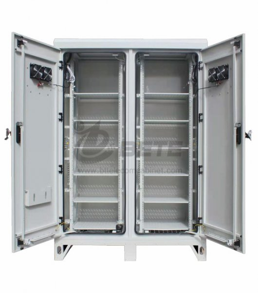 2 bay enclosures for battery